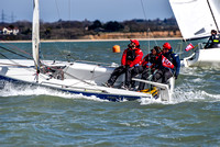 2017 - SB20 Helly Hansen Warsash Spring Series